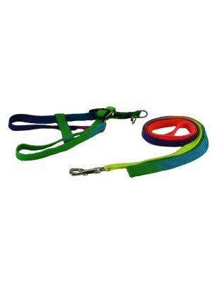Harness & Lead for Small Dogs, Puppies and Cats Model 3 by MoggyorMutt