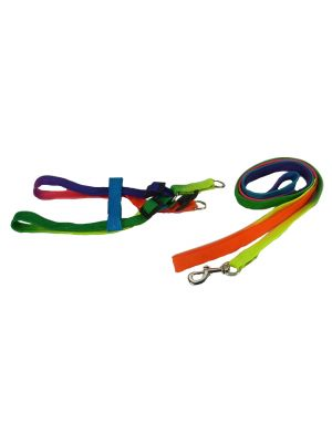 Harness & Lead for Small Dogs, Puppies and Cats Model 4 by MoggyorMutt